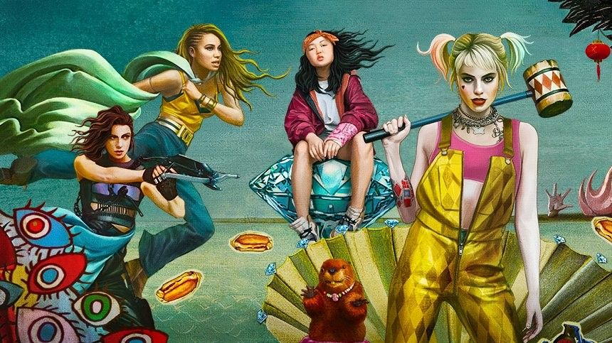 The New Birds Of Prey Trailer Proves Harley Quinn Is Better Off Without The Joker Techradar