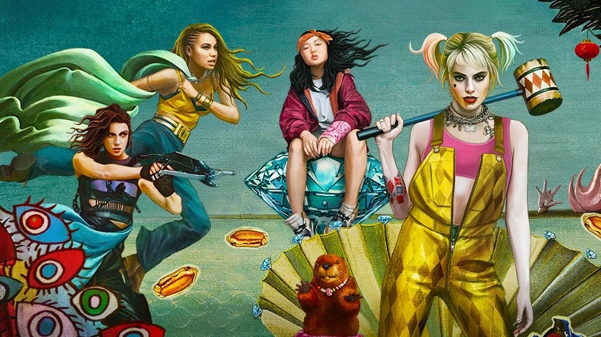 Birds Of Prey First Reactions Make It Sound Way Better Than Suicide Squad Techradar