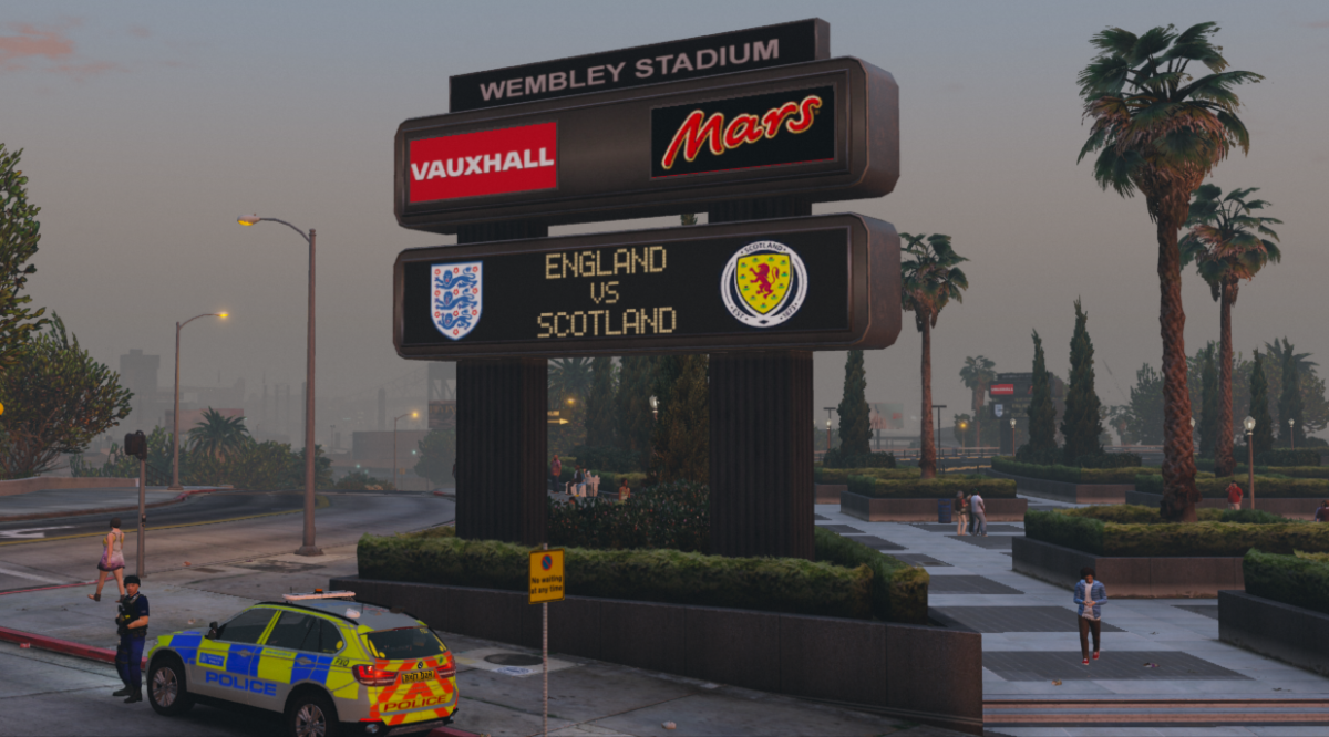 Project London is GTA 5's most ambitious overhaul mod yet