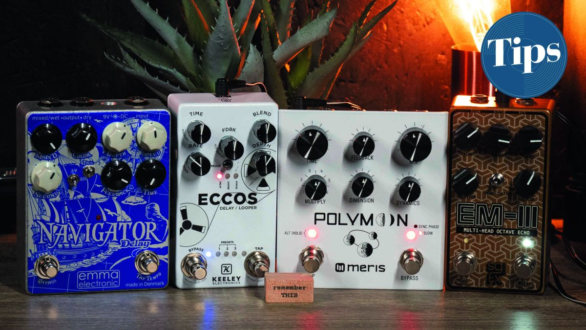 How to get dream-pop guitar tones of Cocteau Twins with pedals