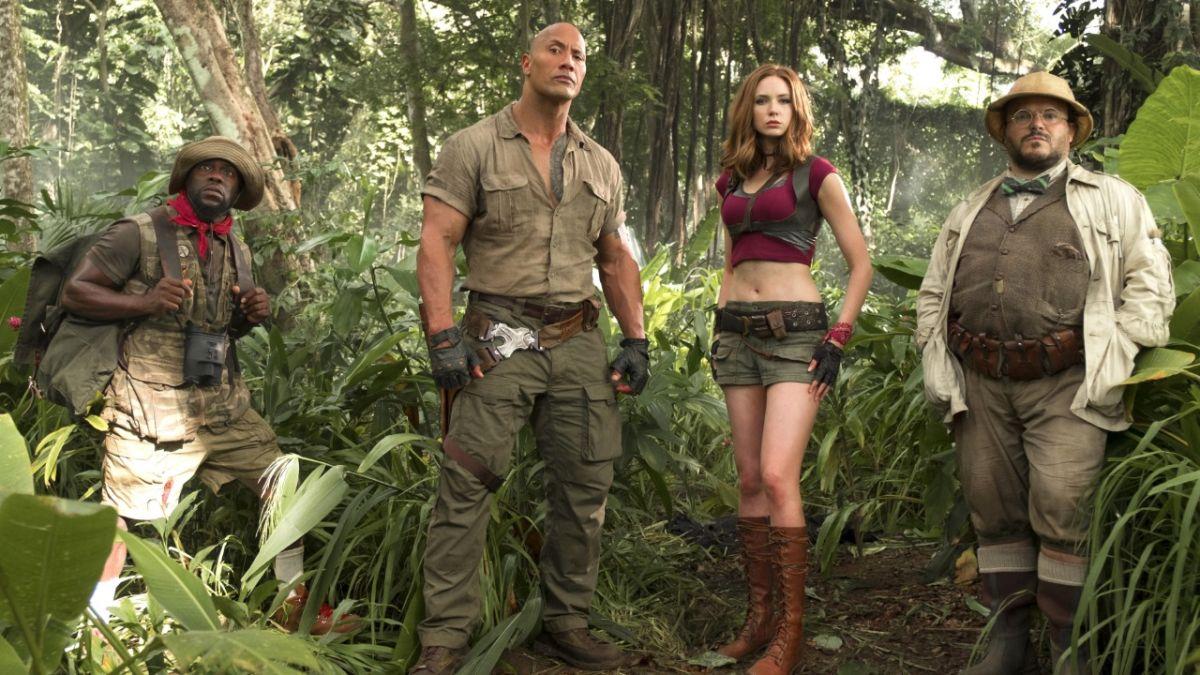 Jumanji: Welcome to the Jungle review | GamesRadar+