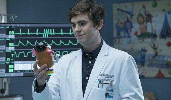 Shaun Freddie Highmore The Good Doctor ABC