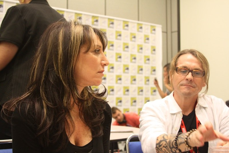 Comic-Con 2011: Sons Of Anarchy Panel, Interviews And Photos #18386
