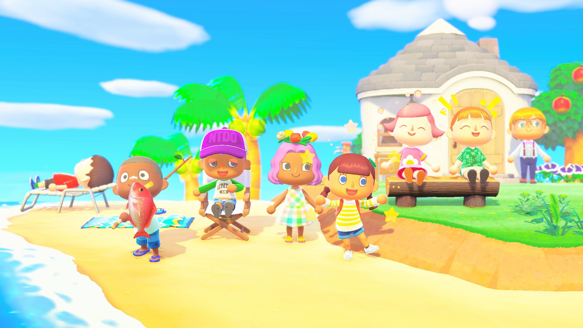 Animal Crossing New Horizons Review Tom S Guide