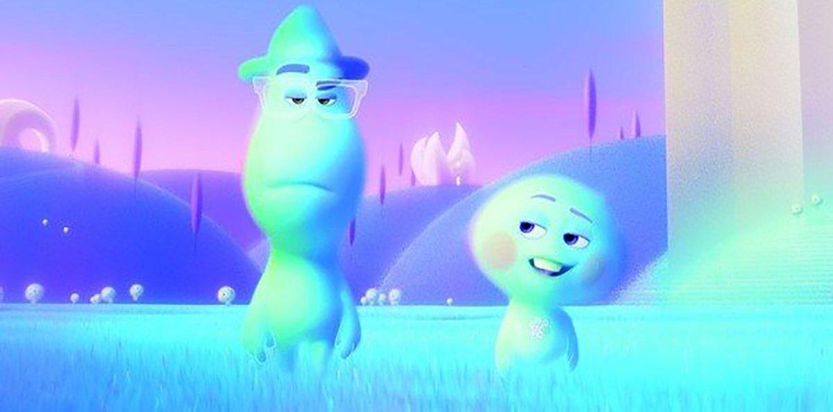 Still image from Pixar's Soul