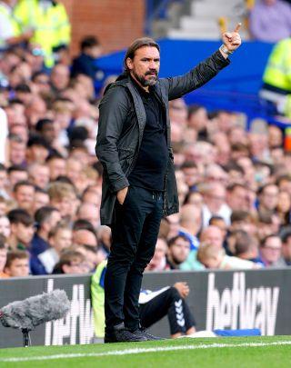 Everton v Norwich – Premier League – Goodison Park
