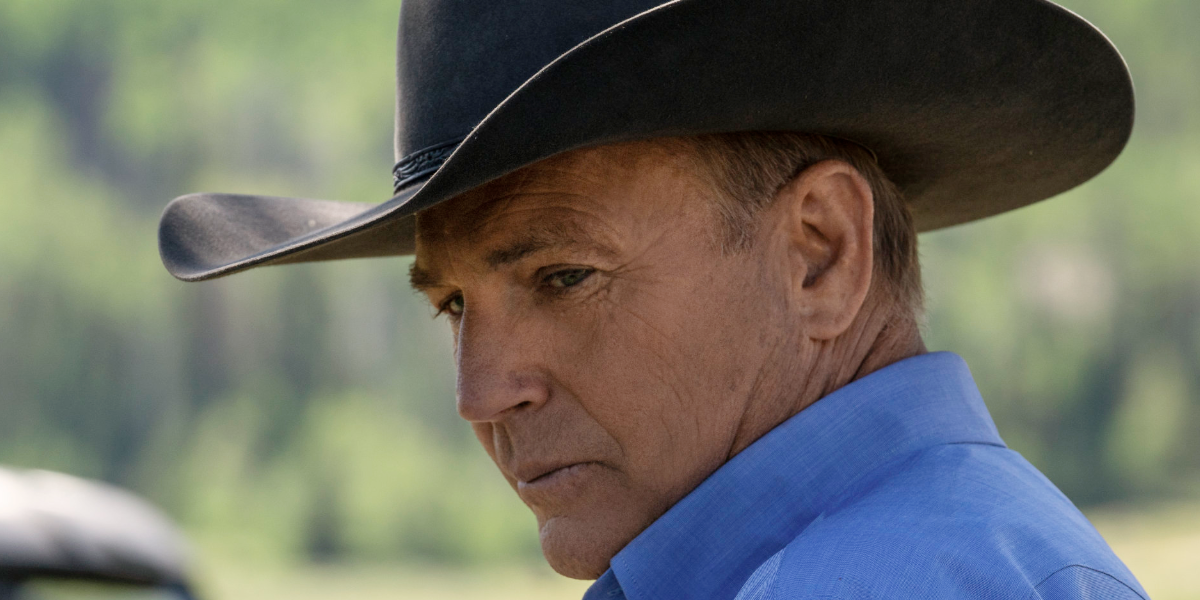 Yellowstone John Dutton Kevin Costner Paramount Network