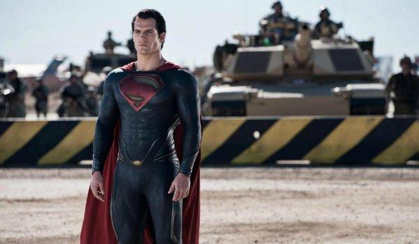 Henry Cavill Man of Steel Superman