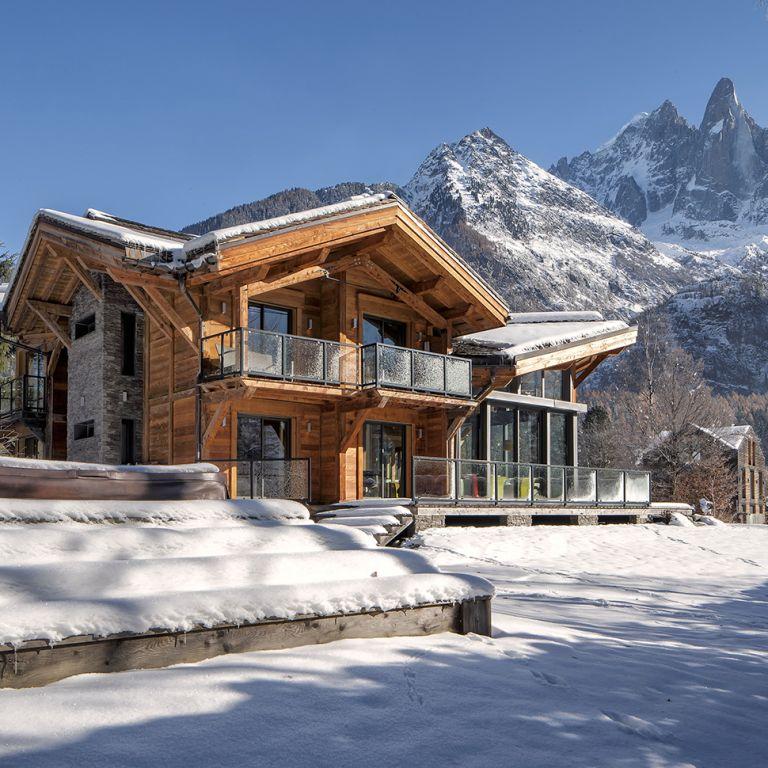 Best chalets: Chalet Craganmore, Chamonix, France
