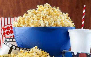 Popcorn-Hero