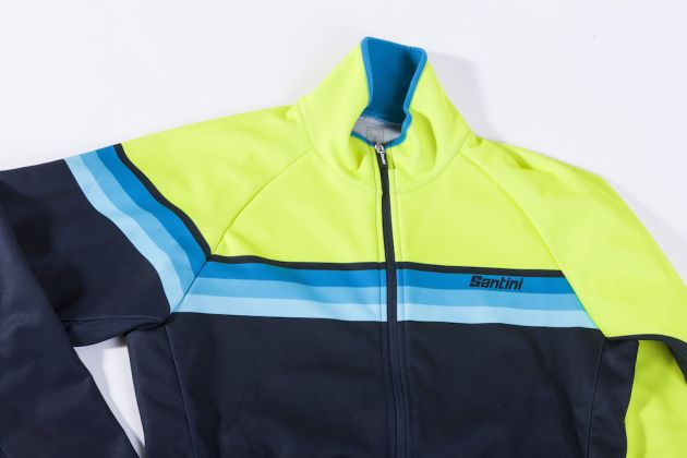 Santini H-Way Windstopper jacket review - Cycling Weekly d9cf0ad41
