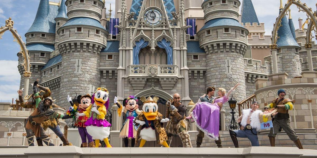Вот что произойдет, если у вас Covid в Disney World