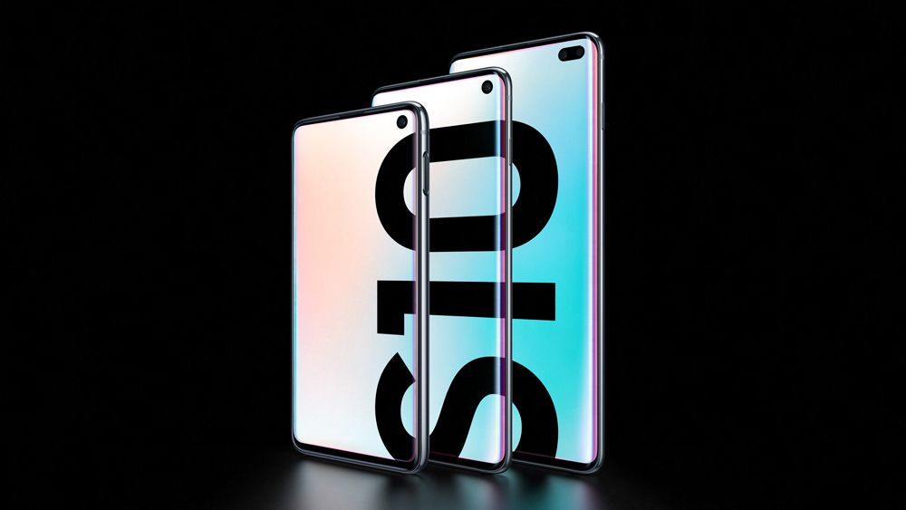 These are the top 3 deals to go for if you're pre-ordering a Samsung S10 this weekend | TechRadar
