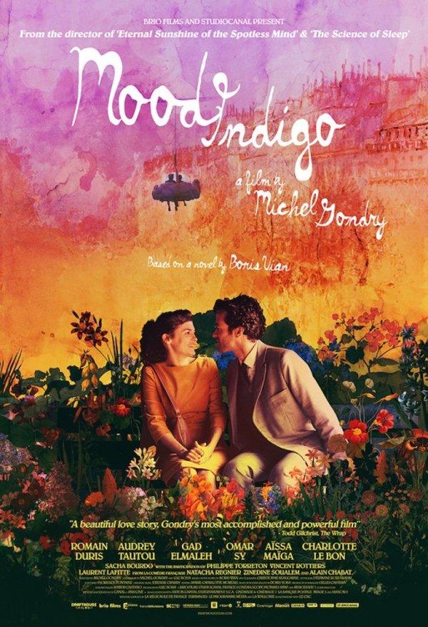 Mood Indigo Poster