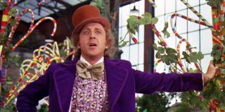Gene Wilder in 1971's Willy Wonka & The Chocolate Factory