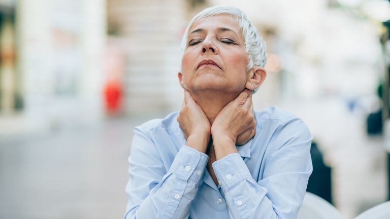 Menopause joint pain is a real issue - but it is possible to ease it