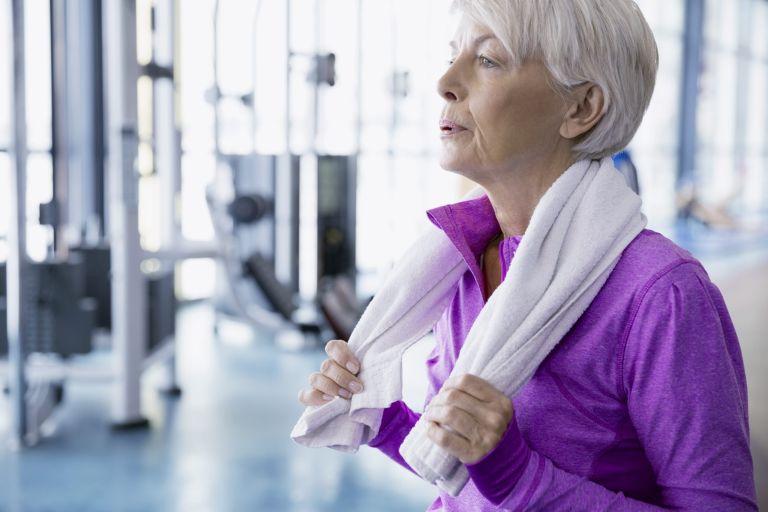 Brits give up on health at 50