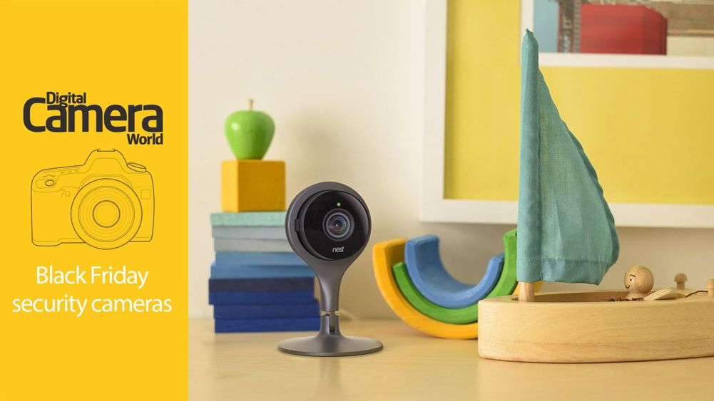Cyber Monday security camera deals: check your home security remotely