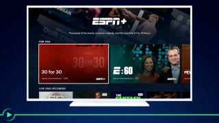 ESPN+ on Hulu