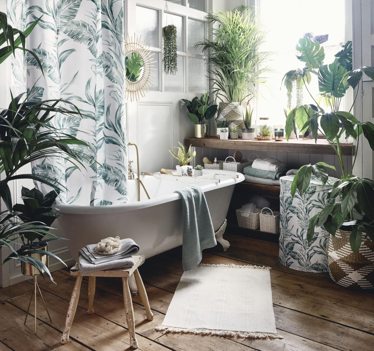 Bathroom need a quick update? Primark Home has you covered!