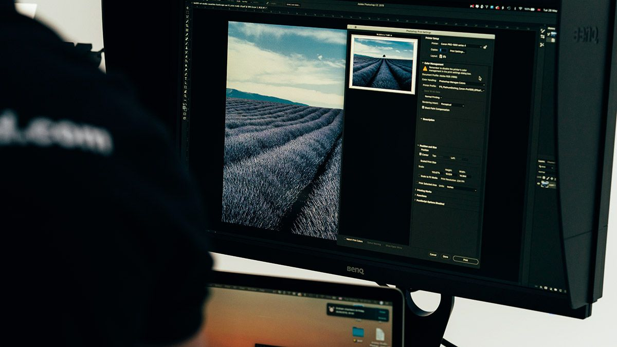 Home printing: Make your prints match your screen by using ICC profiles!