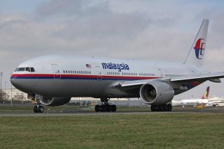 Malaysia Airline Boeing 777