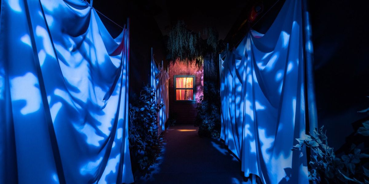 Halloween 4: The Return of Michael Myers maze Universal Hollywood's Halloween Horror Nights 2021