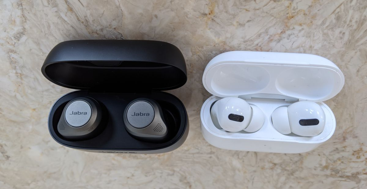 Apple AirPods Pro vs. Jabra Elite 85t: Which earbuds are best?