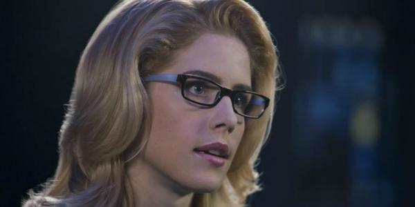 Arrow Felicity Smoak Emily Bett Rickards The CW
