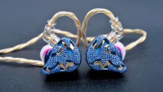 Blue Dragon by qdc: the world's most expensive in-ear headphones?