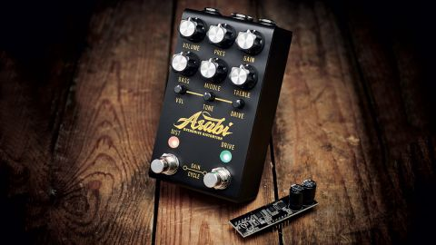 Jackson Audio Asabi & Mouse
