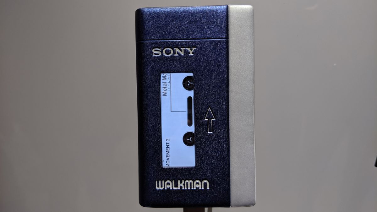 Hands on: Sony Walkman NW-A100 review