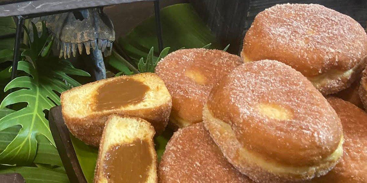 Jurassic Voodoo Donut