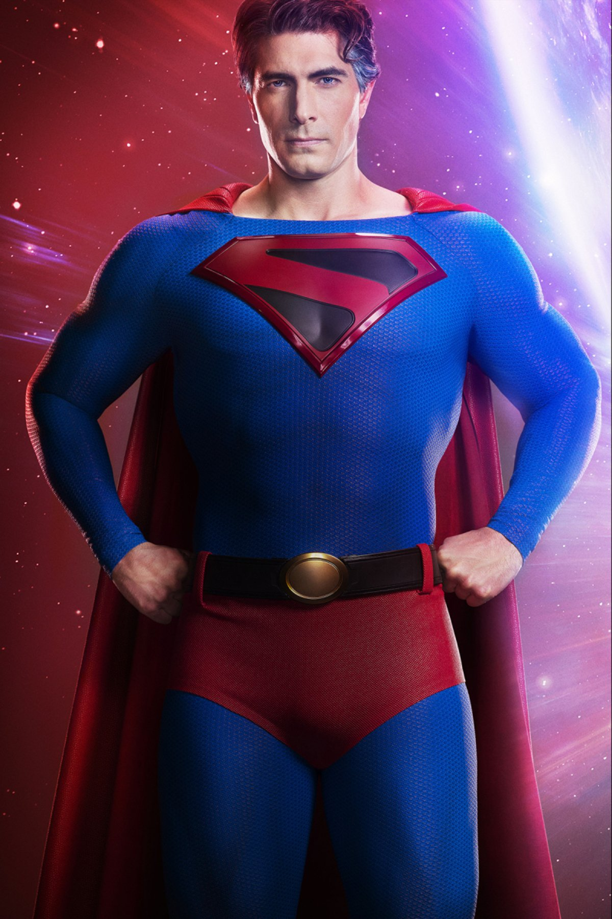 brandon routh arrowverse superman legends of tomorrow crisis on infinite earths the cw