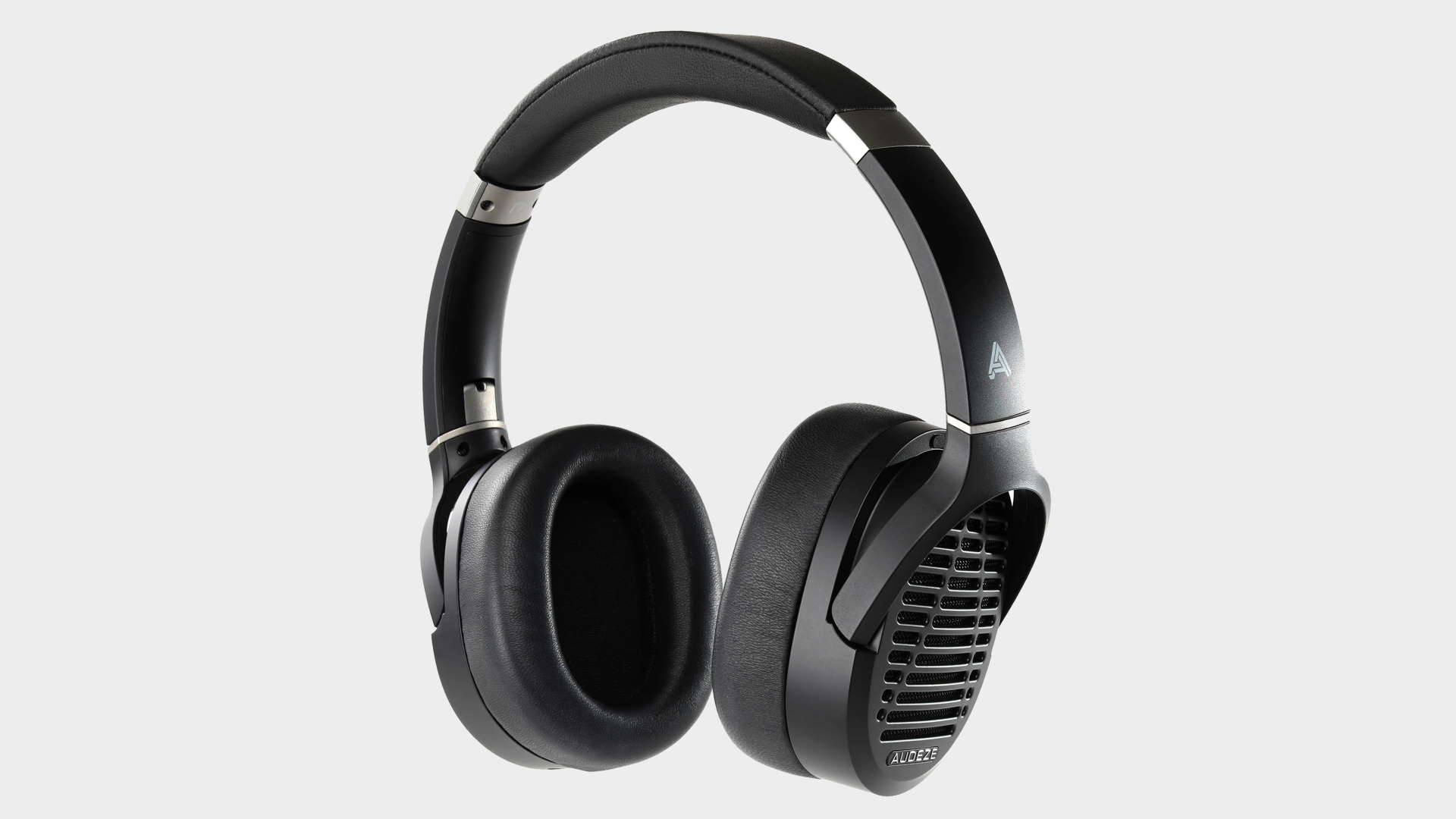 Audeze LCD-1 headphones on a blank background