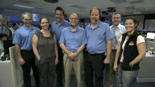 president obama calls mars rover team