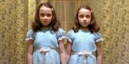 This Epic Dad Made His Twin Girls Play Out That Famous Scene From The Shining