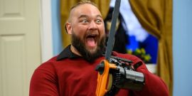 Monday Night Raw Crowd Chants For Bray Wyatt Days After Release