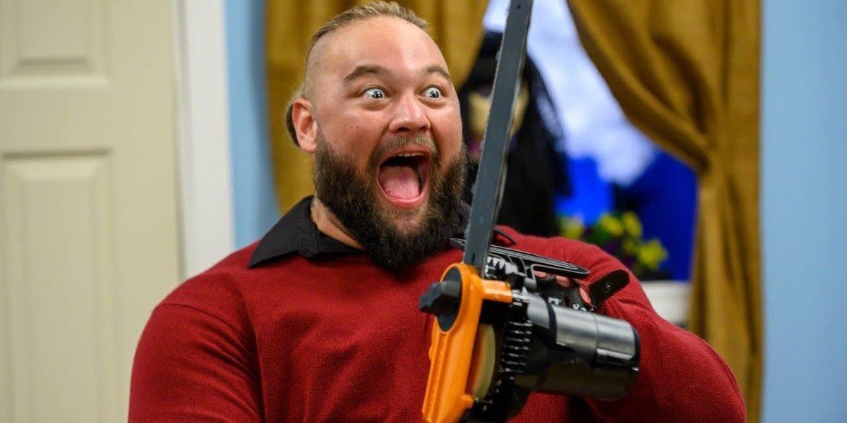 Bray Wyatt on Monday Night Raw USA