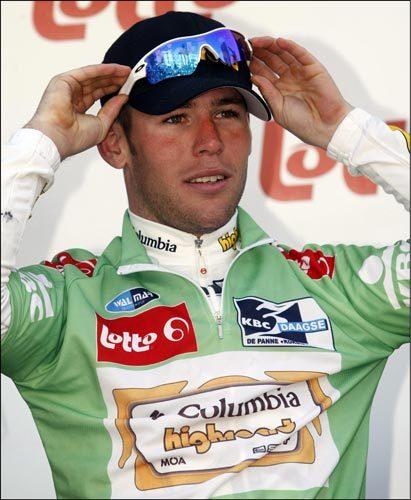 Mark Cavendish De Panne 2009