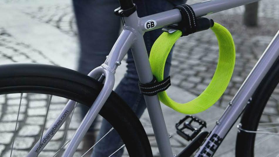 Bike Bicycle Motorcycle Security Folding Lock Anti-Theft Combination Bike Lock