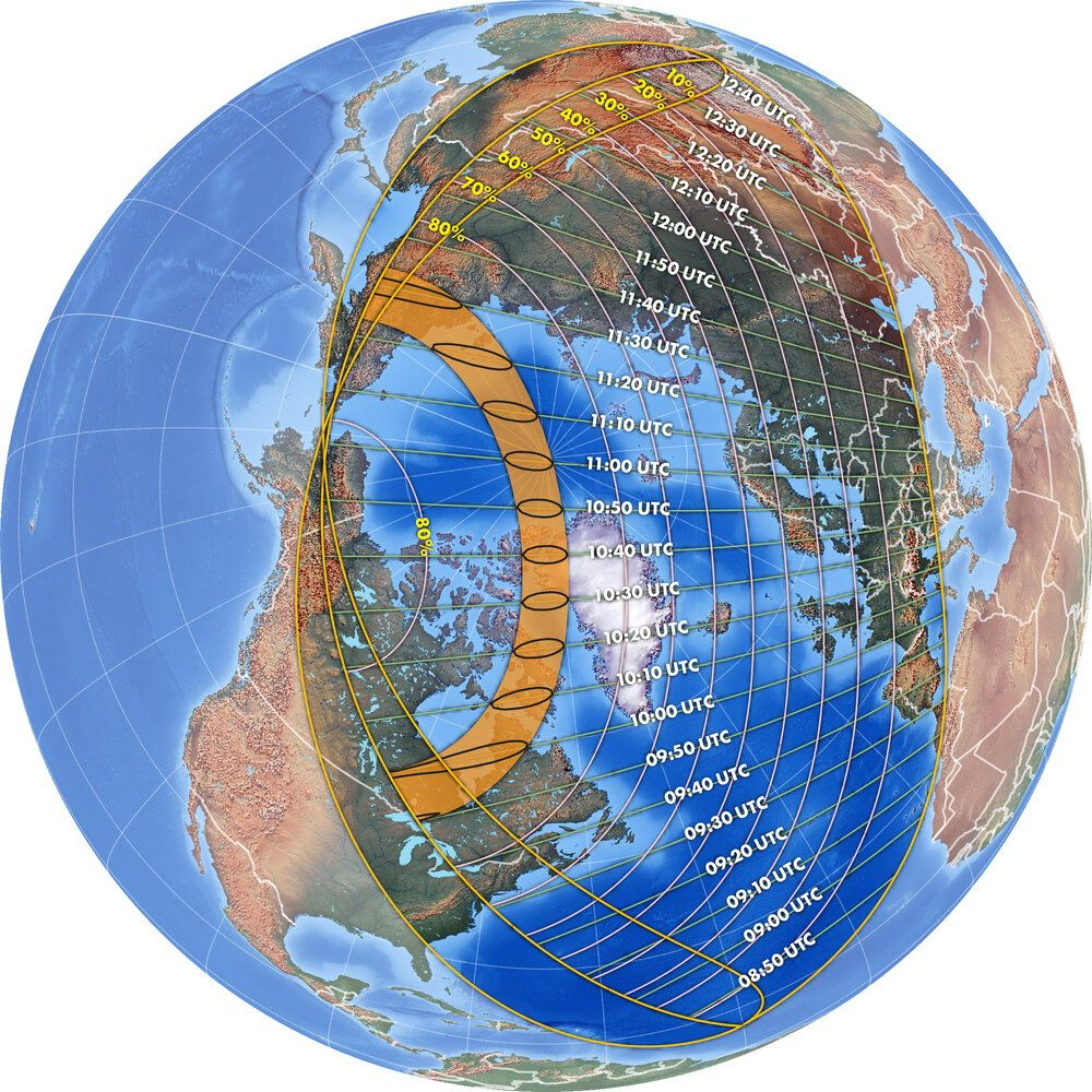 Ring of fire' eclipse 2021: When, where and how to see the June 10 annular solar eclipse