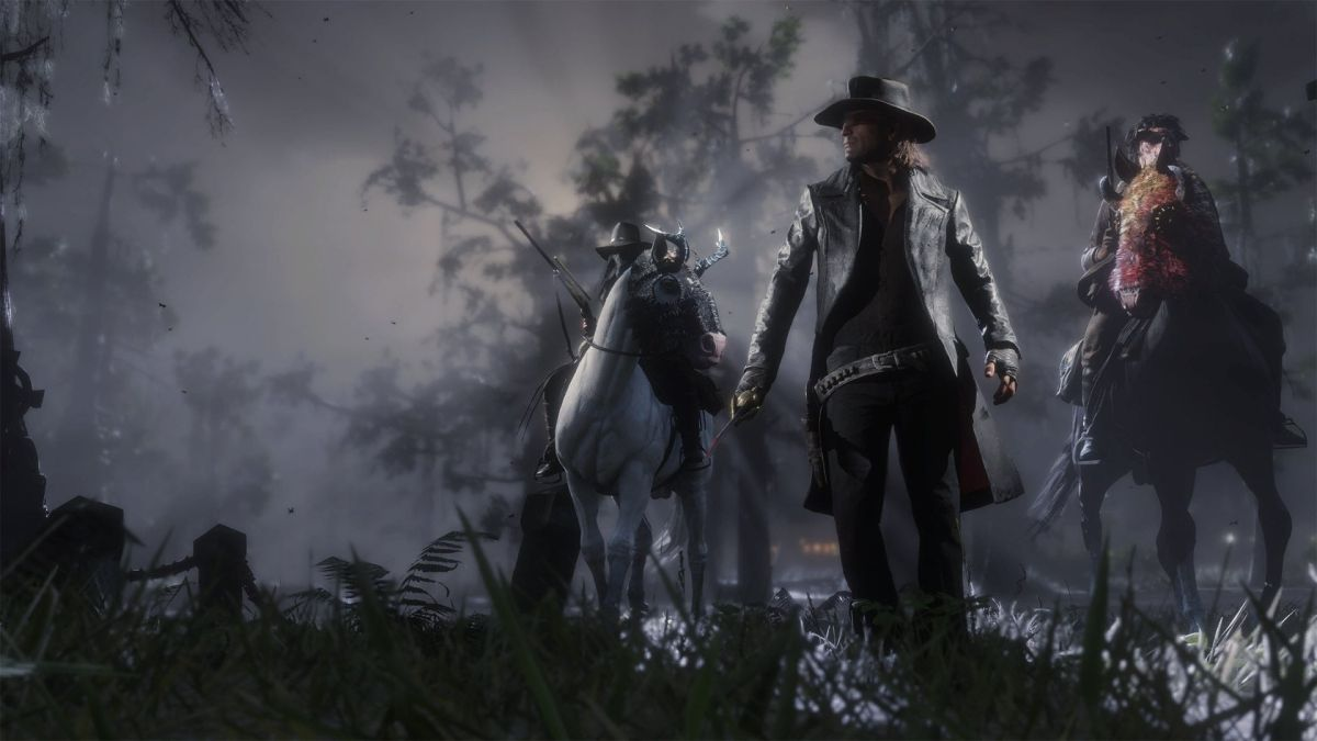 YTdvfxkuEyUv2J3orsmapC 1200 80 Red Dead Online's Halloween event has shades of Undead Nightmare null