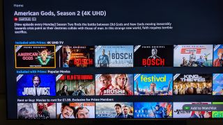 Amazon job listings suggest Prime Video will get live TV programming