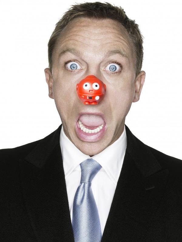 Daniel Craig (Rankin/Comic Relief)