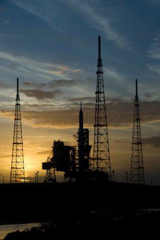Bad Weather May Stall NASA Rocket Test