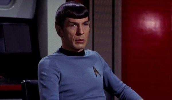Spock Star Trek