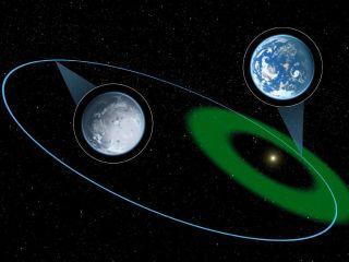 Hypothetical Exoplanet
