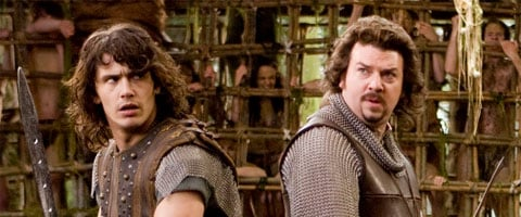 Interview: Your Highness' Danny McBride And James Franco