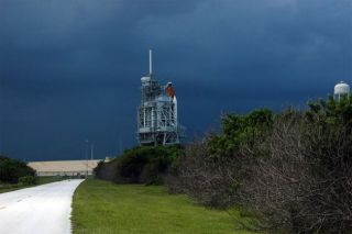 NASA Likely to Rollback Shuttle to Avoid Tropical Storm Ernesto
